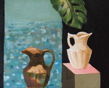 Nils Benson, '2 Vessels', 2020