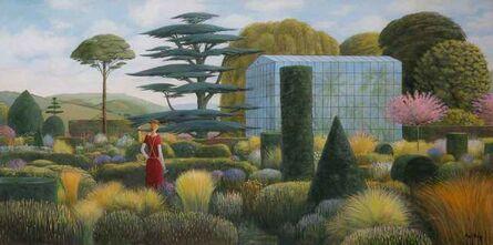 Alan Parry, 'Le Jardin Moderne', 2018