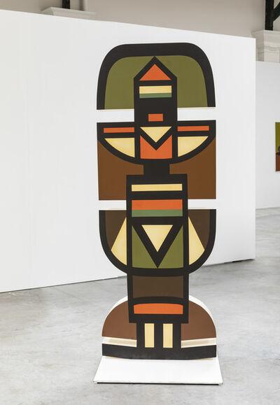 Francine Holley, 'Totem sculpture', 1973