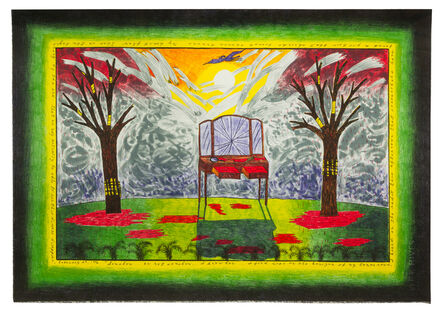 Hollis Sigler, 'I Find Hope on the Horizon', 1997