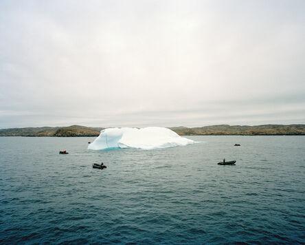 Eamon Mac Mahon, 'Iceberg, Baffin Island', 2011