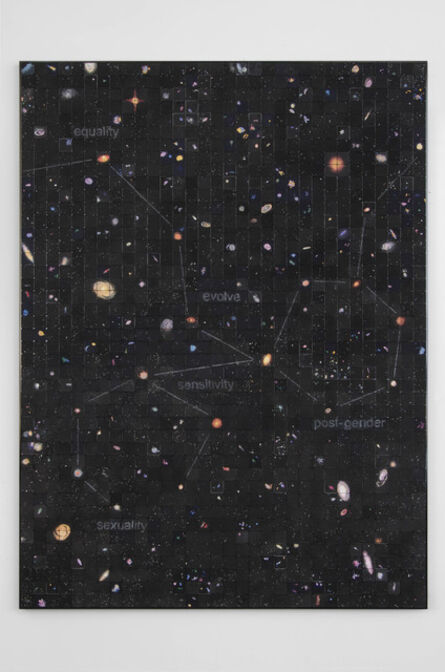 Rachel Lachowicz, 'Cosmos', 2013