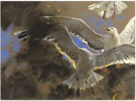 Jamie Wyeth, 'Gulls of the Inferno', 2007