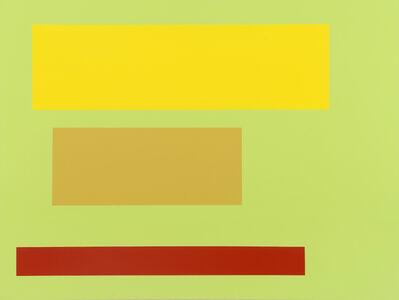 Tom McGlynn, 'Survey 14', 2012
