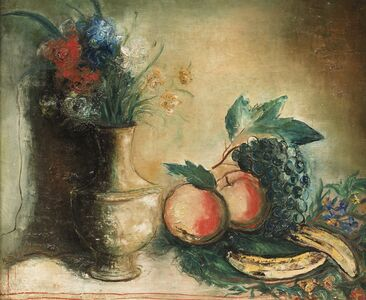 Marc Sterling, 'Nature morte aux bananes et aux pommes', executed in 1930
