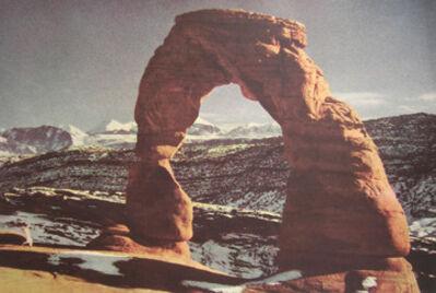 Sheila Metzner, 'Arched Rock', 2002