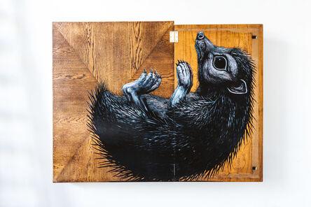 ROA, 'ERINACEUS MMXVIII (Hedgehog)', 2018