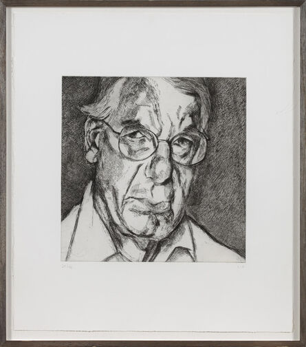 Lucian Freud, 'The New Yorker', 2006