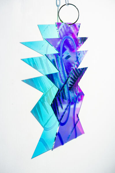 Roxana Azar, 'Boy Shape', 2020