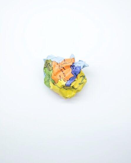 Karlo Andrei Ibarra, 'Topografía accidental / Accidental Topography', 2016