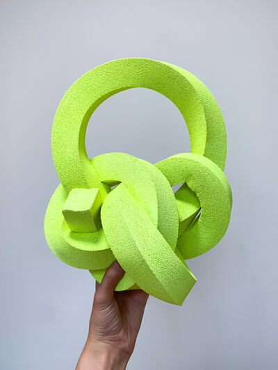 Emily Stollery, 'Untitled (Neon Yellow)', 2020