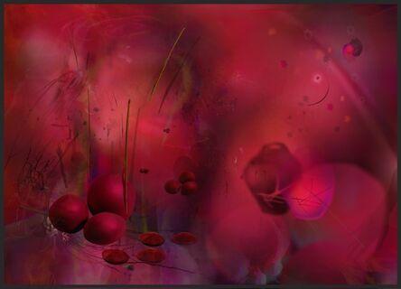 Eitan Ben-Moshe, 'Red Flutes', 2009