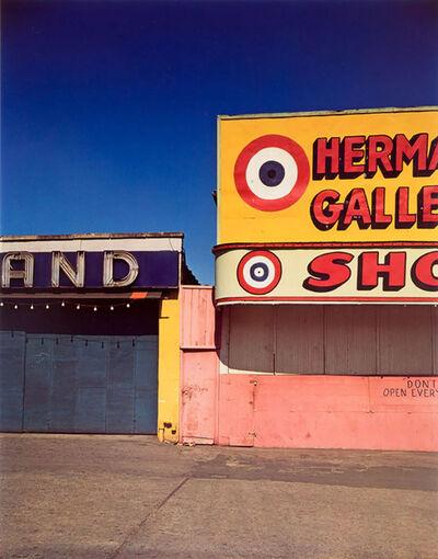 Evelyn Hofer, 'Coney Island, New York', 1964