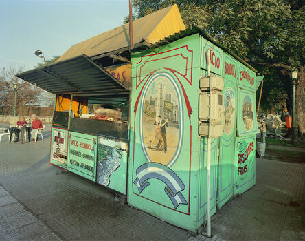 Jim Dow, 'Carrito Patricia, Costanera Sur, Buenos Aires, Capital Federal, Argentina', 2010