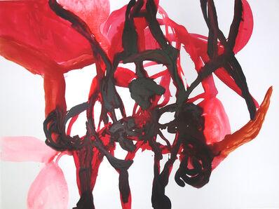 Gabriela Machado, 'Vermelho', 2014