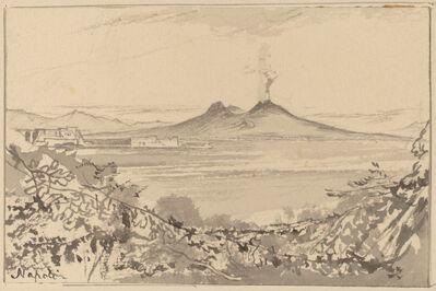 Edward Lear, 'Napoli', 1884/1885