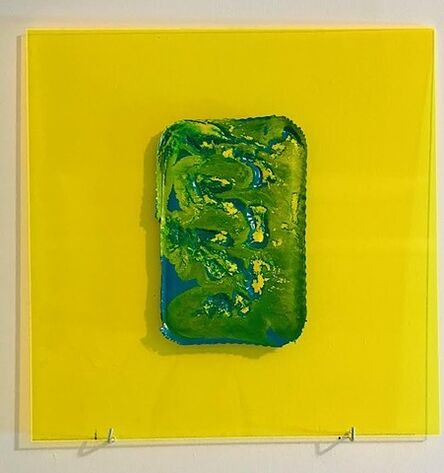 Lesley Bodzy, 'Green Unleashed', 2019