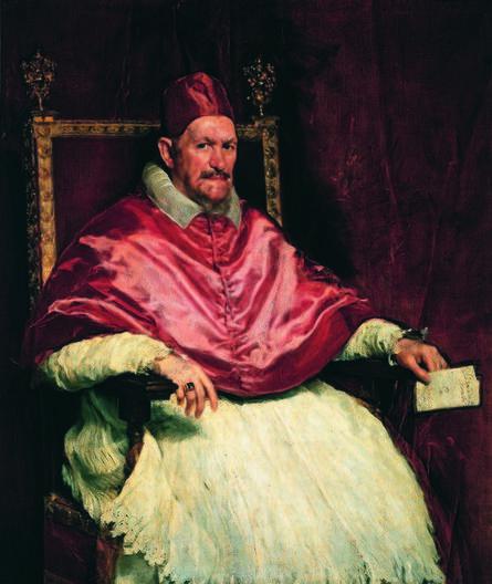 Diego Velázquez, 'Innocent X', 1650