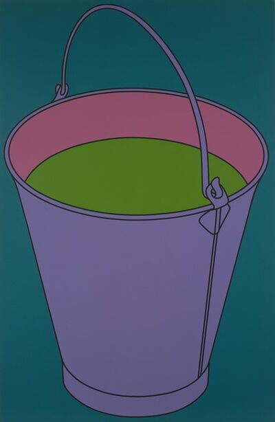Michael Craig-Martin, 'Bucket', 2002
