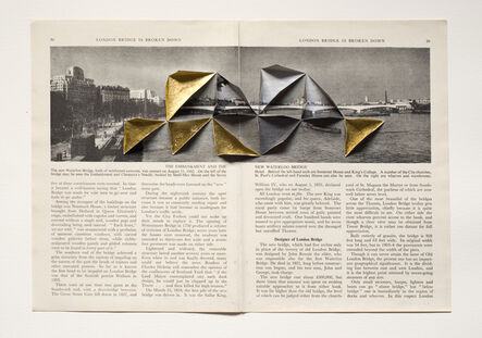 Abigail Reynolds, 'Waterloo bridge 1950 - 1964', 2011