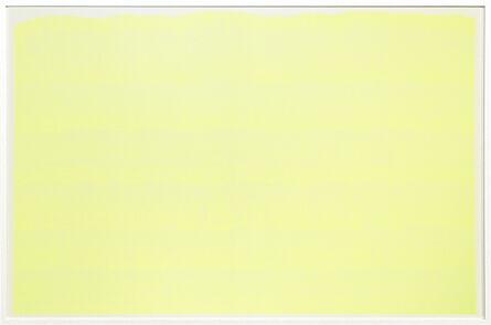 Duan Zhao, 'Le Temps Condensé - jaune', 2020