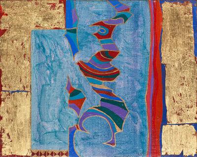 Gian Berto Vanni, 'Flying Warrior', 2001