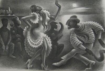 Miguel Covarrubias, 'Rumba', 1945