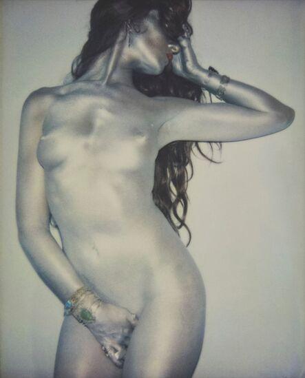 Emma Summerton, 'Silver Dress', 2004