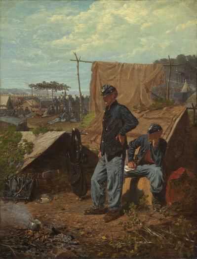 Winslow Homer, 'Home, Sweet Home', ca. 1863
