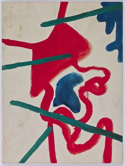 Julian Beck, 'Untitled', 9.21.1944