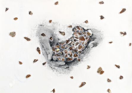 Joanne Grune-Yanoff, 'Hold', 2014