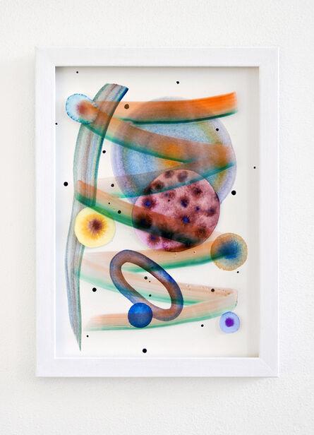 Simone Albers, 'Universal energies II', 2018