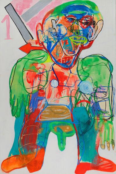 Caroline Demangel, 'L'ouvrier', 2016