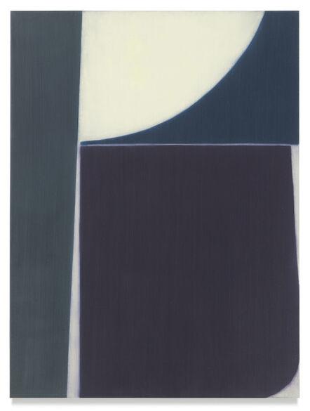 Suzanne Caporael, '726 (untitled, P)', 2017