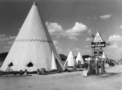 Marion Post Wolcott, 'Wigwam Motel, Bardstown, Kentucky', 1940