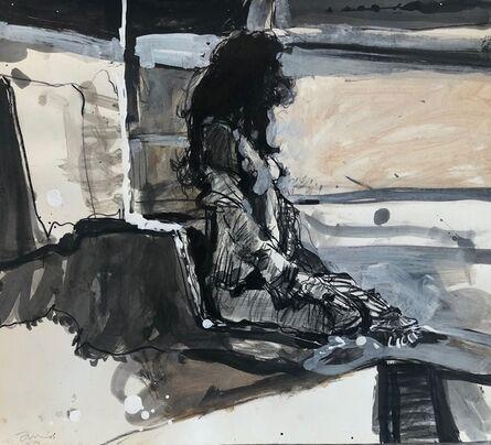 Kim Frohsin, 'Lisa Day Night', 2005