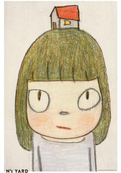 Yoshitomo Nara, 'thinking my home', 2021