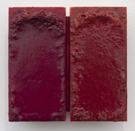 Alex Stolyarov, 'test plate 9 about love'