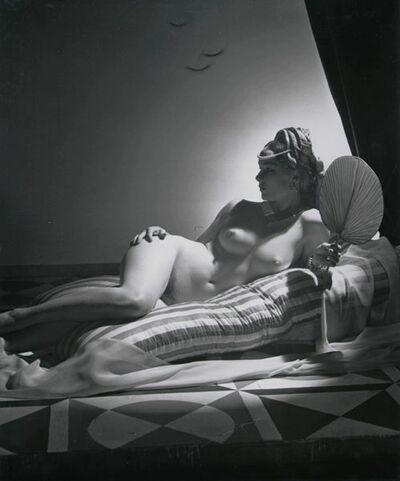 Horst P. Horst, 'Odalique I, New York', 1943