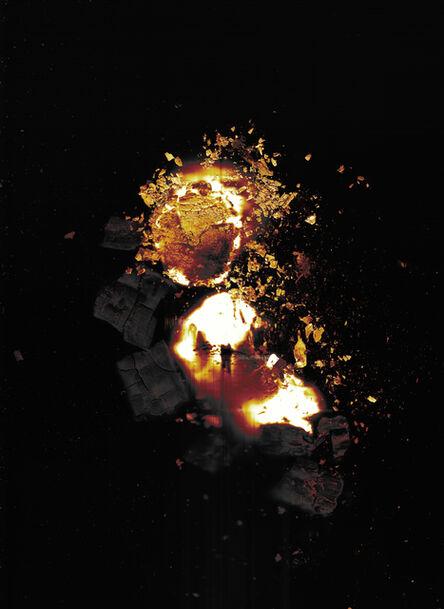 Patrick Beaulieu, 'for intérieur – braise 1', 2012