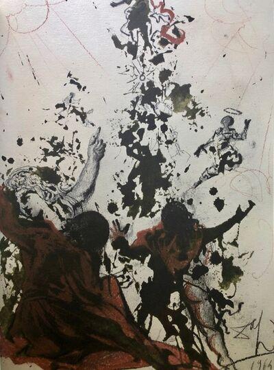 Salvador Dalí, 'The Transfiguration of Jesus, 'Iesu Transfiguratio', Biblia Sacra ', 1967