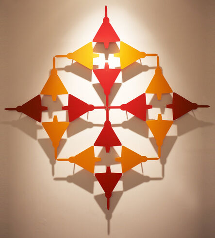 Zoulikha Bouabdellah, 'Mirage V', 2011
