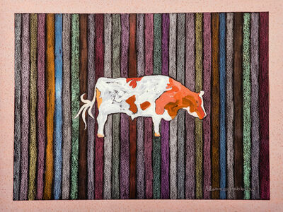 Eleanor Hubbard, 'Ox Trot', 2010