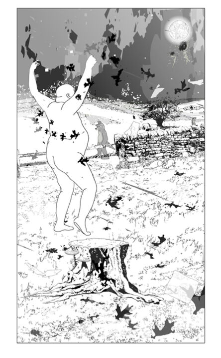 Marina Zurkow, 'Mesocosm (Northumberland UK): Fall', 2011