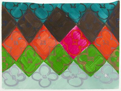 Judy Ledgerwood, 'Untitled 2', 2014