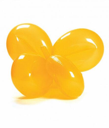 Jeff Koons, 'Inflatable Ballon Flower (Yellow)', 1997