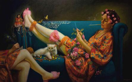Rose Freymuth-Frazier, 'Self-Made', 2019