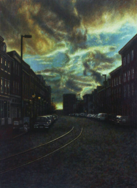 Davis Morton, 'Thames Street', 2004