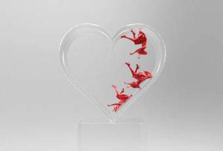 David Drebin, 'Falling in Love', 2016