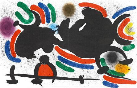 Joan Miró, 'Untitled (Lithographe I, M.860)'